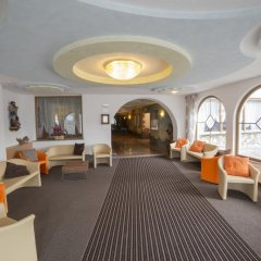 Hotel Saxl Кампо-ди-Тренс интерьер отеля