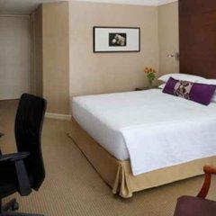 Отель PARKROYAL COLLECTION Marina Bay Сингапур сейф в номере