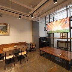 Отель Stay 7 - Hostel (formerly K-Guesthouse Myeongdong 3) Южная Корея, Сеул - 1 отзыв об отеле, цены и фото номеров - забронировать отель Stay 7 - Hostel (formerly K-Guesthouse Myeongdong 3) онлайн интерьер отеля фото 2