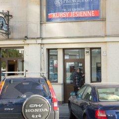 Отель Apartament Kopernika by City Quality парковка