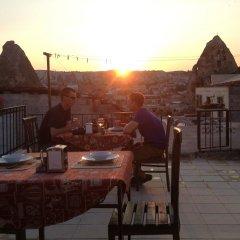 Caravanserai Cave Hotel Турция, Гёреме - отзывы, цены и фото номеров - забронировать отель Caravanserai Cave Hotel онлайн балкон