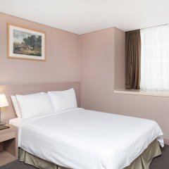 Отель New Seoul Hotel Южная Корея, Сеул - отзывы, цены и фото номеров - забронировать отель New Seoul Hotel онлайн комната для гостей фото 5