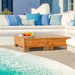 Отель Aqua Luxury Suites бассейн фото 2