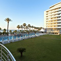 Porto Bello Hotel Resort & Spa Турция, Анталья - - забронировать отель Porto Bello Hotel Resort & Spa, цены и фото номеров бассейн
