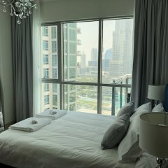 Отель Ultimate Stay 4BR Burj Khalifa view комната для гостей фото 3