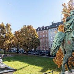 Hotel Pension am Siegestor Мюнхен