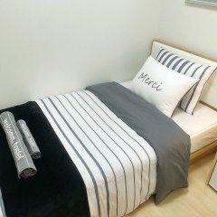 Welcomm Hostel Dongdaemun Сеул комната для гостей