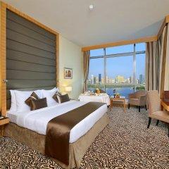 Отель Copthorne Hotel Sharjah ОАЭ, Шарджа - отзывы, цены и фото номеров - забронировать отель Copthorne Hotel Sharjah онлайн комната для гостей фото 3