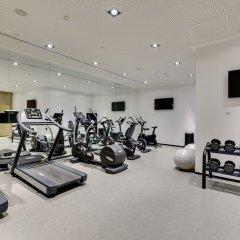 Отель Melia Galgos фитнесс-зал фото 4