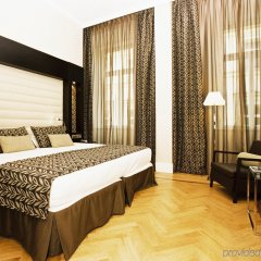 Отель Eurostars Thalia Чехия, Прага - 7 отзывов об отеле, цены и фото номеров - забронировать отель Eurostars Thalia онлайн комната для гостей фото 4