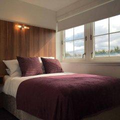Апартаменты Glasgow Airport Apartments Пейсли комната для гостей фото 3