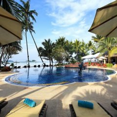 Отель Centara Koh Chang Tropicana Resort бассейн