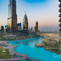 Апартаменты Dream Inn Dubai Apartments-burj Residences Дубай бассейн