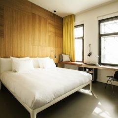 Отель Conscious Hotel Westerpark Нидерланды, Амстердам - отзывы, цены и фото номеров - забронировать отель Conscious Hotel Westerpark онлайн комната для гостей фото 4
