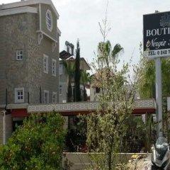 Boutique Nergiz Hotel Сиде парковка