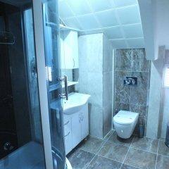 Emirtimes Hotel Турция, Стамбул - 3 отзыва об отеле, цены и фото номеров - забронировать отель Emirtimes Hotel онлайн ванная фото 2