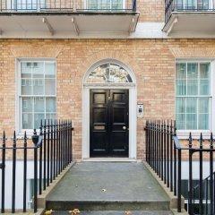 Апартаменты Tavistock Place Apartments Лондон вид на фасад
