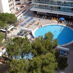 Отель Ohtels Villa Dorada бассейн фото 3