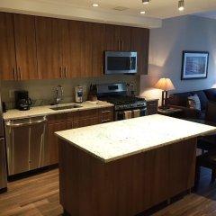 Отель Weichert Suites at the West End в номере