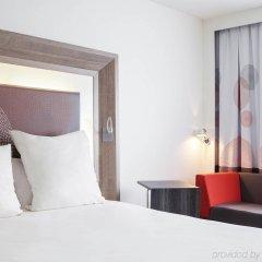 Отель Novotel Paris Les Halles Франция, Париж - 8 отзывов об отеле, цены и фото номеров - забронировать отель Novotel Paris Les Halles онлайн комната для гостей фото 4