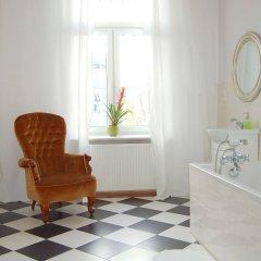 Отель Хостел Fabryka Польша, Варшава - 3 отзыва об отеле, цены и фото номеров - забронировать отель Хостел Fabryka онлайн ванная