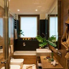 Отель Starhotels Echo Италия, Милан - 1 отзыв об отеле, цены и фото номеров - забронировать отель Starhotels Echo онлайн ванная