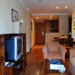 Отель Aparthotel Hispanos 7 Suiza удобства в номере