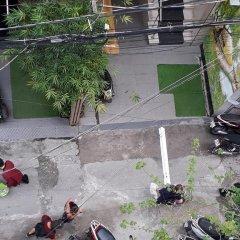 Giang Hotel парковка