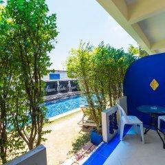 Отель JR Siam Kata Resort балкон