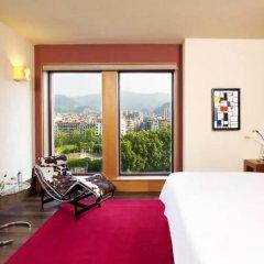 Hotel Melia Bilbao удобства в номере фото 2