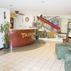 Отель Apartotel Tairona спа
