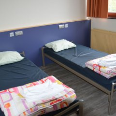 Отель Génération Europe Youth Hostel Бельгия, Брюссель - 2 отзыва об отеле, цены и фото номеров - забронировать отель Génération Europe Youth Hostel онлайн комната для гостей фото 4