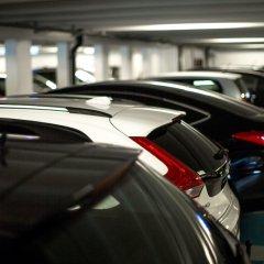 Отель Wakeup Copenhagen - Carsten Niebuhrs Gade парковка