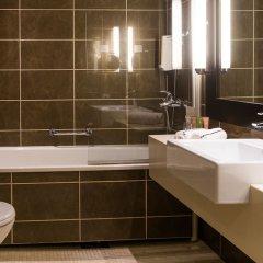 Отель Hotelli Verso Финляндия, Ювяскюля - отзывы, цены и фото номеров - забронировать отель Hotelli Verso онлайн ванная