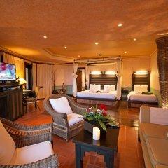 Отель Mangosteen Ayurveda & Wellness Resort комната для гостей фото 4