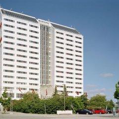 Отель Scandic Ariadne Стокгольм парковка