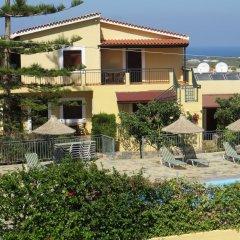 Отель Villa Medusa Греция, Херсониссос - отзывы, цены и фото номеров - забронировать отель Villa Medusa онлайн фото 12