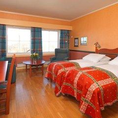 Отель Roros Hotell комната для гостей фото 2