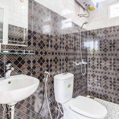 Отель Quynh Long Homestay ванная