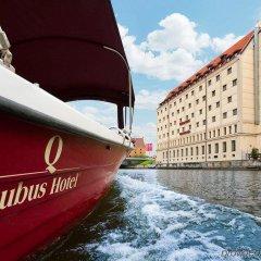 Отель Qubus Hotel Gdańsk Польша, Гданьск - 3 отзыва об отеле, цены и фото номеров - забронировать отель Qubus Hotel Gdańsk онлайн приотельная территория