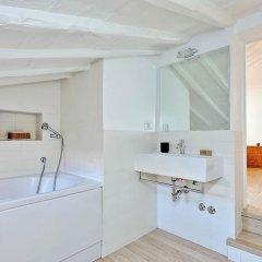 Отель Pantheon Charming Attic Италия, Рим - отзывы, цены и фото номеров - забронировать отель Pantheon Charming Attic онлайн ванная