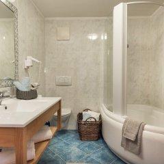 Отель Residence Landhaus Fux Силандро ванная