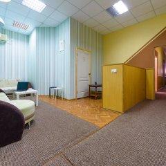 Хостел Кровать на Дерибасовской Одесса интерьер отеля