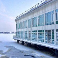 Отель Волжская Жемчужина Ярославль приотельная территория