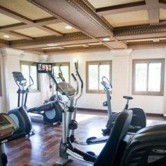 Отель Riu Palace Riviera Maya Плая-дель-Кармен фитнесс-зал фото 4