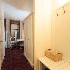 Apart-hotel Naumov Sretenka 3* Стандартный номер разные типы кроватей фото 36