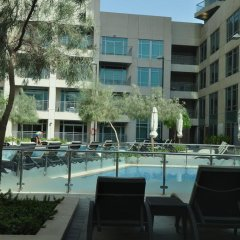 Отель Kennedy Towers - Burj Views Дубай бассейн фото 2