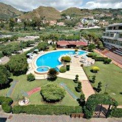 Hotel Delle Canne Амантея балкон
