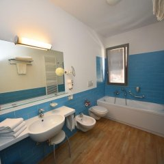 Sound Suite Hotel Риччоне ванная фото 2