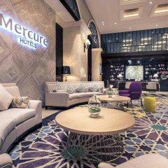 Отель Mercure Xiamen Exhibition Centre интерьер отеля